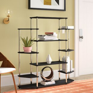 Georgette Wall Etagere Bookcase