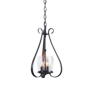 Sweeping Taper 3-Light Lantern Pendant by..