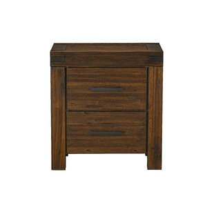 Best Choices Lynde 2 Drawer Bachelor's Chest by Millwood Pines