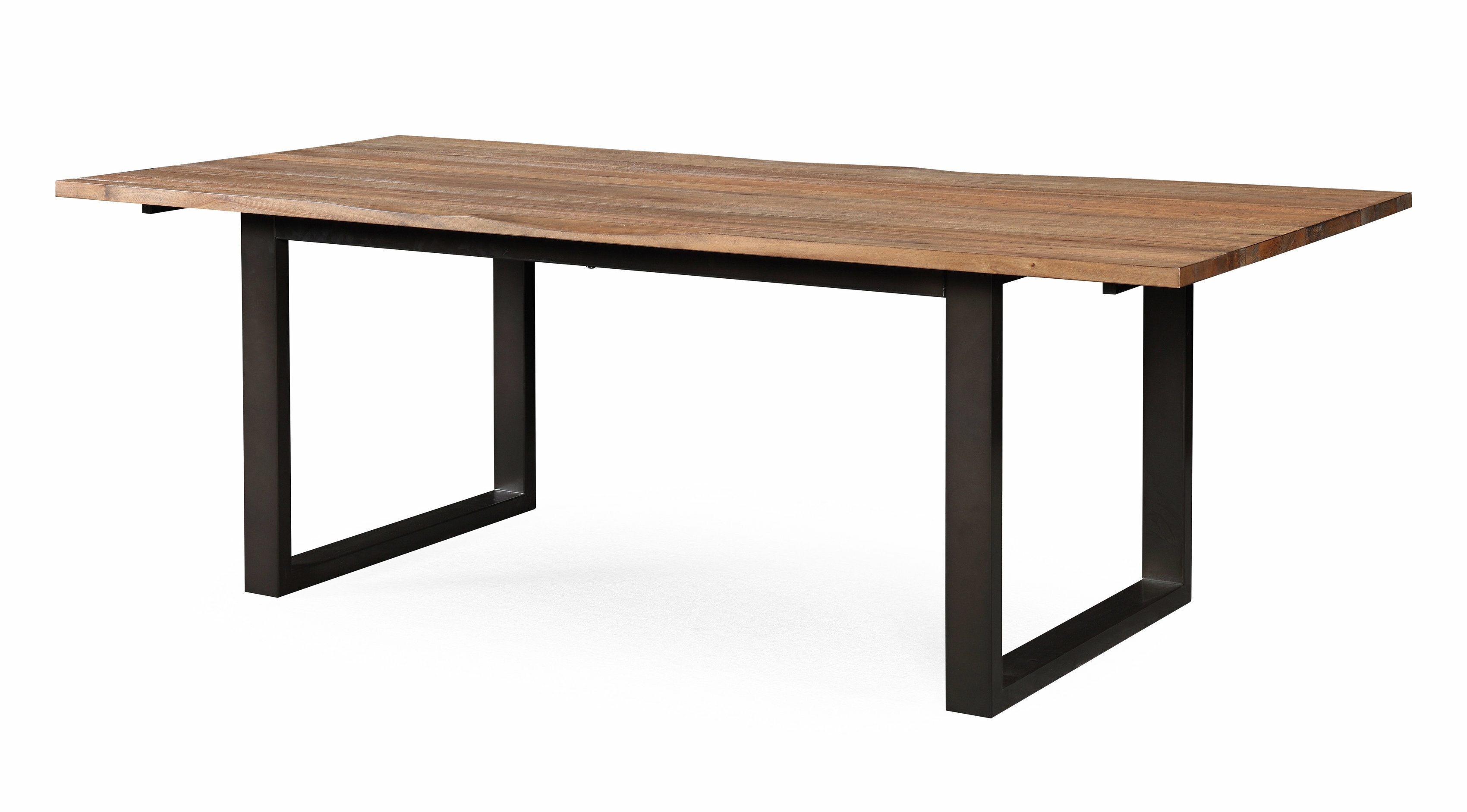 Carter Rustique Solid Wood Dining Table Allmodern
