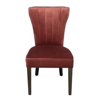 Caden Clive Side Upholstered Dining Chair by George Oliver