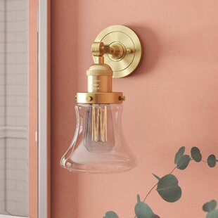 Nardone 1-Light Bath Sconce by Beachcrest Home