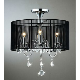 Griffith 3-Light Chandelier