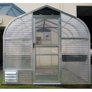 Sunglo Greenhouses 7.5 Ft. W x 10 Ft. D Greenhouse