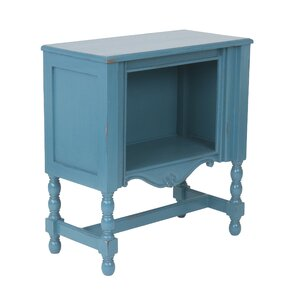 Booker End Table by Bungalow Rose
