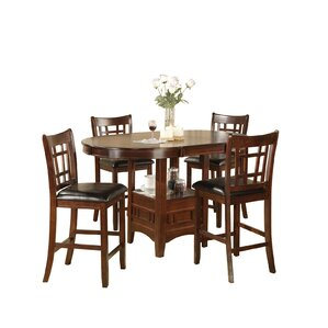 Counter Height Dinette 5 Piece Set by ..