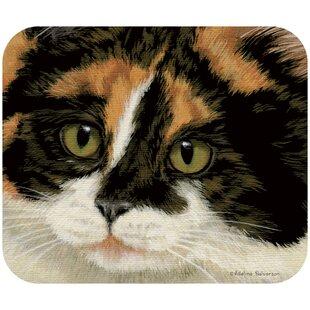 Winston Porter Buchman Cat Mouse Pad