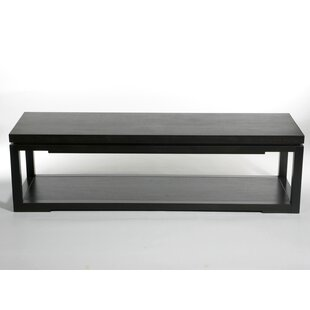 Nam Allw Coffee Table with Tray Top Indo Puri