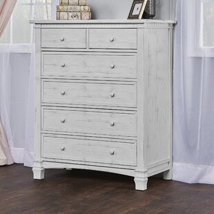 Commerce 6 Drawer Chest