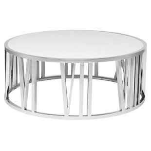 Burchfield Coffee Table by Orren Ellis Looking for