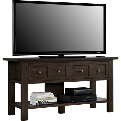 """Loanne TV Stand for TVs up to 55"""" by August Grove"""