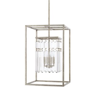 Widner 4-Light Square/Rectangle Chandelier