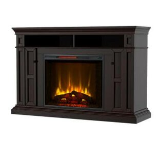 Great deal Devan TV Stand for TVs up to 62 with Electric Fireplace by Alcott Hill Reviews (2019) & Buyer's Guide