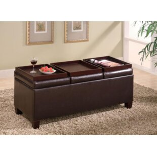 Red Barrel Studio Canup Storage Ottoman