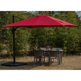Freeport Park Lia 10' Cantilever Umbrella