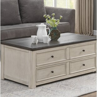 Bernard Lift Top Coffee Table with Storage