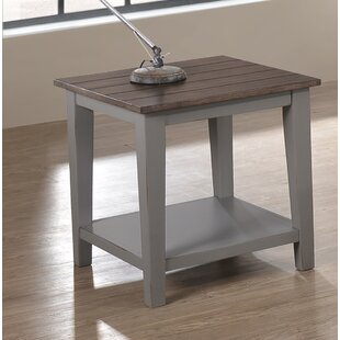 Gracie Oaks Drewery End Table