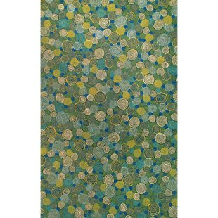 Derek Swirls Indoor/Outdoor Rug