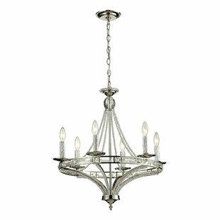 House of Hampton Kleio 6-Light Chandelier
