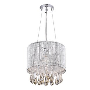 House of Hampton Ginnie 1-Light Pendant