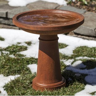 Campania International Sudbury Birdbath