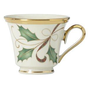 Holiday Nouveau Teacup