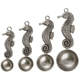 Seahorse 4 Piece Measuring Spoon Set