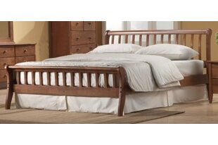 Shaker Sleigh Bed By Brambly Cottage