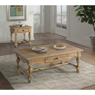 Darby Home Co Dannie 2 Piece Coffee Table Set