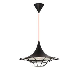 Wrought Studio Lupi 1-Light Cone Pendant
