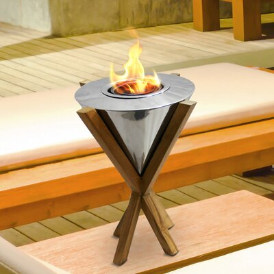 Southampton Gel Fuel Tabletop Fireplace Anywhere Fireplace