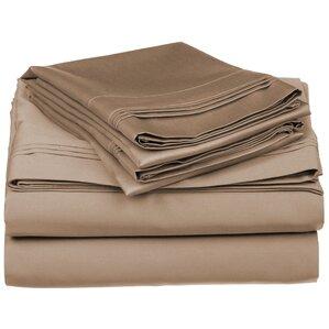superior 650 thread count 100 premium long staple combed cotton sheet set