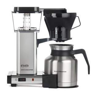 KBTS Pour-Over Coffee Brewer by Moccamaster Great price