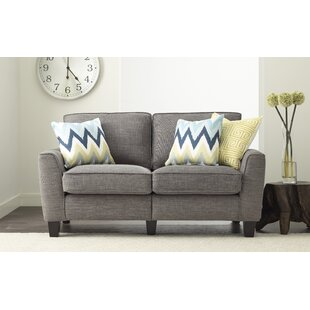 Great choice Serta® RTA Astoria 61 Loveseat By Serta at Home