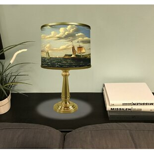 Online Reviews Vicenta From the Sea 19 Table Lamp By Longshore Tides