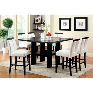 Equuleus LED Counter Height Dining Table ..