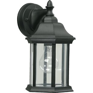 Beachcrest Home Mehar 1-Light 60W Outdoor Wall Mehar