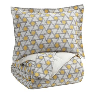 Ivy Bronx Mahon Cotton Comforter Set