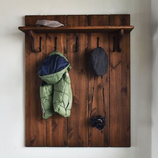 Cerny Wall Mounted Coat Rack By Union Rustic