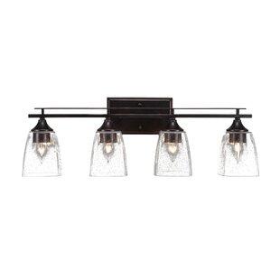 Affordable Mindi 4-Light Vanity Light By Latitude Run