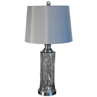 Urban Designs Quicksilver 26 Table Lamp