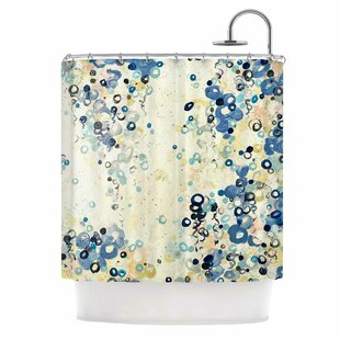 And It's Up She Goes by Ebi Emporium Single Shower Curtain