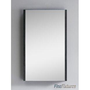 modern black medicine cabinets allmodern rh allmodern com black bathroom medicine cabinet with mirror