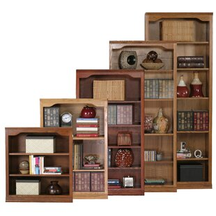 Read Reviews Emilie Open Standard Bookcase By Mistana