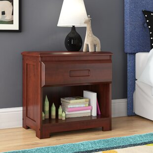 Trumble 1 Drawer Nightstand by Viv  Rae