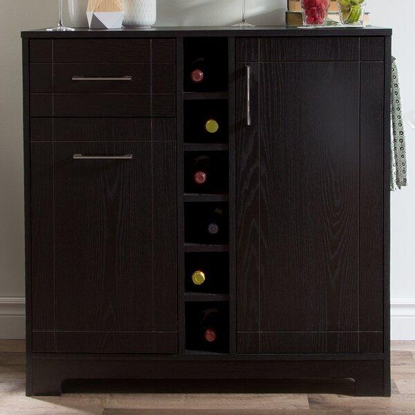 & Tall Narrow Bar Cabinet | Wayfair