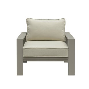 Costas Patio Chair with Cushions