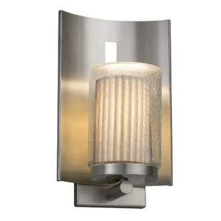 Comparison Darrien 1-Light Outdoor Sconce By Brayden Studio