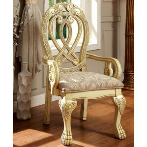 Windmere Arm Chair (Set of 2) by A&J Homes Studio