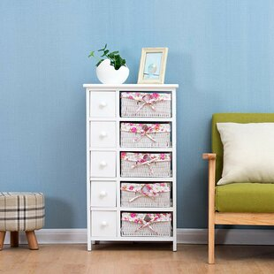 Lorimier 5 Drawers Chest By Lily Manor